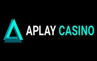 Обзор онлайн casino Aplay с хорошей отдачей