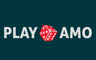 Обзор онлайн casino PlayAmo с хорошей отдачей