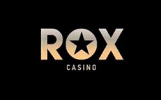 Обзор онлайн casino Rox с хорошей отдачей