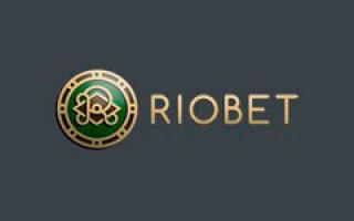 Обзор онлайн casino Riobet с хорошей отдачей