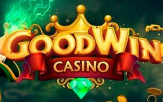 Обзор онлайн casino Goodwin с хорошей отдачей