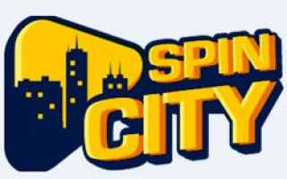 Обзор онлайн casino Spin City с хорошей отдачей