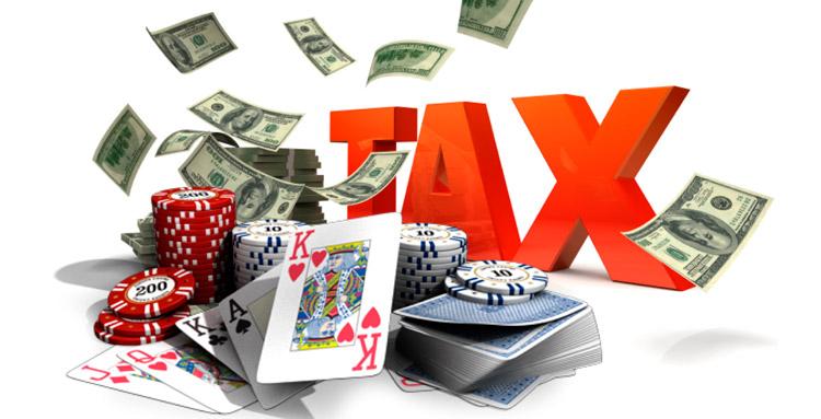 налог в азартном клубе