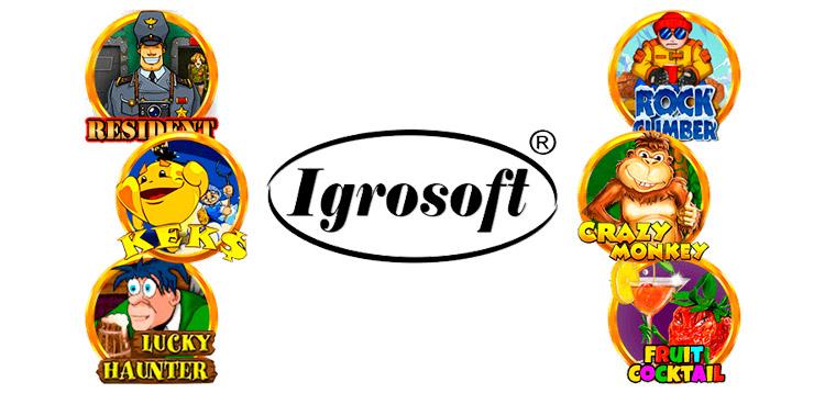 популярные игры от igrosoft