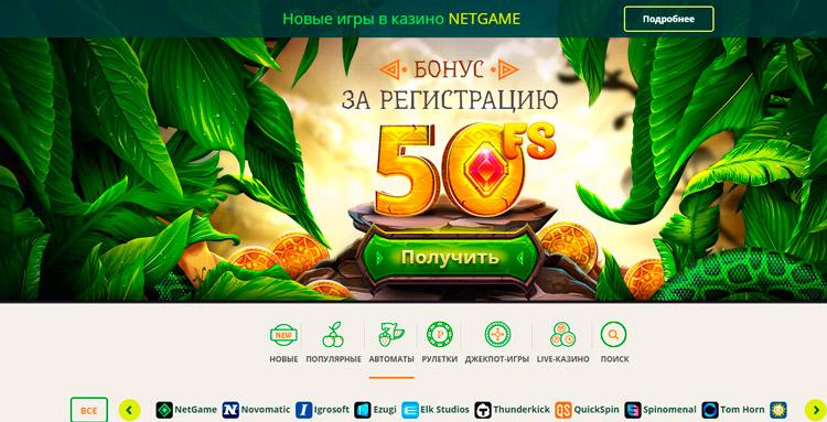 официальный сайт Netgame