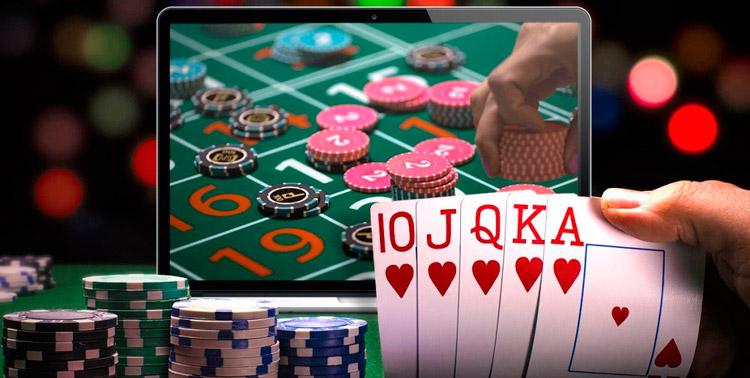 покер с живым дилером