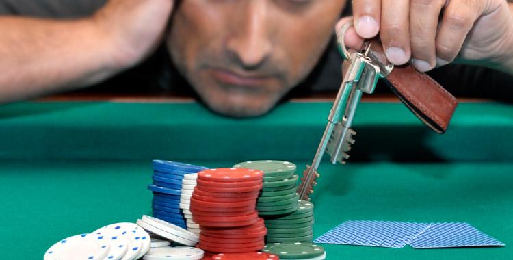 проиграть все в казино
