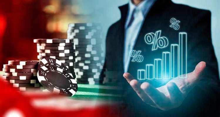 процент в казино