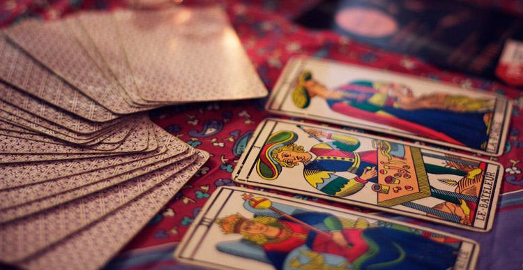 расклад карточный